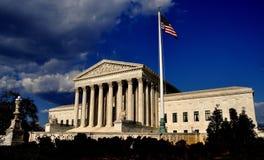 Waszyngton, DC: Sąd Najwyższy Stany Zjednoczone Zdjęcie Stock