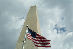 Waszyngton Memorial2 Obraz Royalty Free