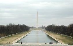 Waszyngton pomnikowy Zdjęcie Stock