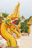 Wat农旺在Khon Kaen,泰国 免版税库存图片