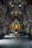 Wat斯里素攀武里寺庙在清迈 库存照片