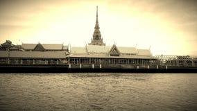 Wat泰国的sothon寺庙 库存照片