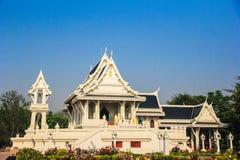 WAT泰国KUSINARACHALERMRAJ 免版税库存照片