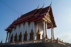 Wat的Sai,曼谷,泰国教堂 库存照片