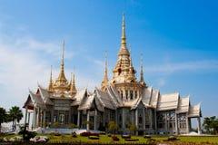Wat非Kum,泰国 库存照片
