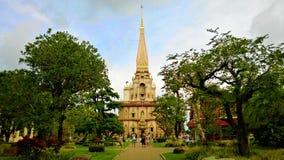 Wat Świątynia Chalong Obraz Royalty Free