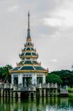 Wat Ταϊλανδός Στοκ φωτογραφία με δικαίωμα ελεύθερης χρήσης