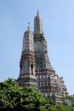 wat виска bangkok arun Стоковая Фотография RF