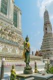 wat виска bangkok arun Стоковые Изображения RF