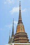 wat виска pho bangkok Стоковое фото RF