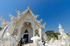 wat виска rong khun стоковые фото