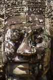 wat висков bayon angkor Стоковое Изображение RF