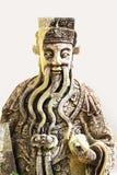 wat камня статуи pho Стоковое Изображение