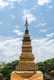 Wat которое Suvanna Pakham, Лаос Стоковые Фотографии RF