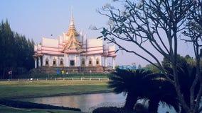 Wat не Kum или Wat Luang Pho к Стоковое Фото