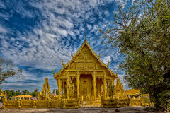 Wat Пак Nam Таиланд стоковая фотография rf