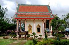 wat Таиланда виска phuket chalong Стоковое Изображение RF