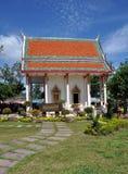 wat Таиланда виска phuket chalong Стоковая Фотография