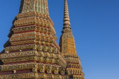 wat Таиланда pho bangkok Стоковое Изображение