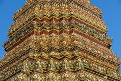 wat Таиланда pho bangkok Стоковые Фотографии RF