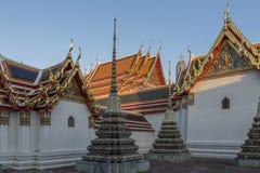 wat Таиланда pho bangkok Стоковые Изображения