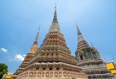 wat Таиланда pho bangkok Также как Wat Phra Chetuphon Стоковые Фотографии RF