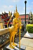 wat Таиланда phra kaeo bangkok Стоковое Фото