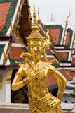 wat Таиланда phra kaew bangkok Стоковое фото RF