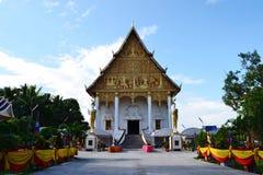 Wat то Luang Neua Стоковое Изображение