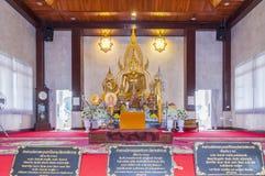 Wat Ahong Silawad Στοκ Εικόνες