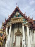 Wat Amarin Temple, Bangkok photos stock