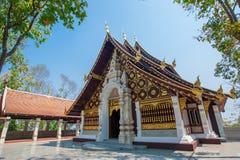 Wat Analayo Thipphayaram Royalty-vrije Stock Afbeelding