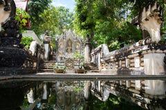 Wat Ananlayo, Payao, Tailandia Fotografie Stock Libere da Diritti