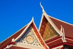 Wat Anongkaram en Bangkok Tailandia imágenes de archivo libres de regalías