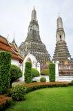 Wat Aroon Μπανγκόκ Ταϊλάνδη Στοκ εικόνα με δικαίωμα ελεύθερης χρήσης
