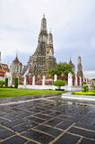 Wat Aroon Bangkok Thailand Stock Photos