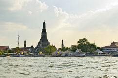 Wat Aroon Banguecoque Tailândia Foto de Stock Royalty Free