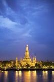 Wat Arun在曼谷 免版税库存照片