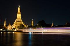 Wat Arun泰国 免版税图库摄影