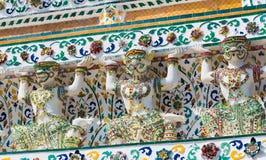 Wat Arun är en buddistisk tempel Arkivbild