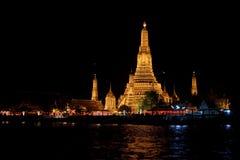 Wat Arun (świątynia świt) Fotografia Stock