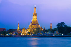 Wat Arun, Μπανγκόκ, Ταϊλάνδη. Στοκ φωτογραφίες με δικαίωμα ελεύθερης χρήσης