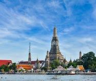 Wat Arun, Μπανγκόκ, Ταϊλάνδη Στοκ εικόνες με δικαίωμα ελεύθερης χρήσης