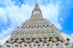Wat Arun, ναός της Dawn το ορόσημο της Ταϊλάνδης Στοκ Φωτογραφίες