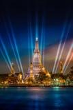 Wat Arun & x28 Ναός dawn& x29  στη Μπανγκόκ Στοκ Φωτογραφίες