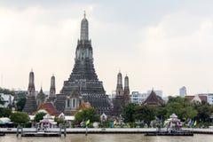Wat Arun, ο ναός της Dawn Στοκ Φωτογραφίες