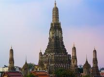 Wat Arun, ο ναός της Dawn Στοκ εικόνα με δικαίωμα ελεύθερης χρήσης
