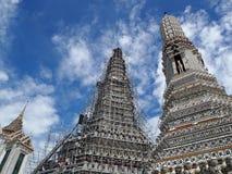 Wat Arun στη Μπανγκόκ της Ταϊλάνδης Στοκ φωτογραφίες με δικαίωμα ελεύθερης χρήσης