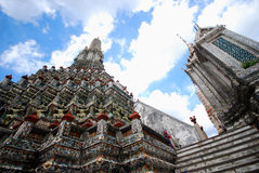 Wat arun Ταϊλάνδη Στοκ φωτογραφίες με δικαίωμα ελεύθερης χρήσης
