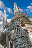 Wat Arun буддийский висок Стоковое Изображение